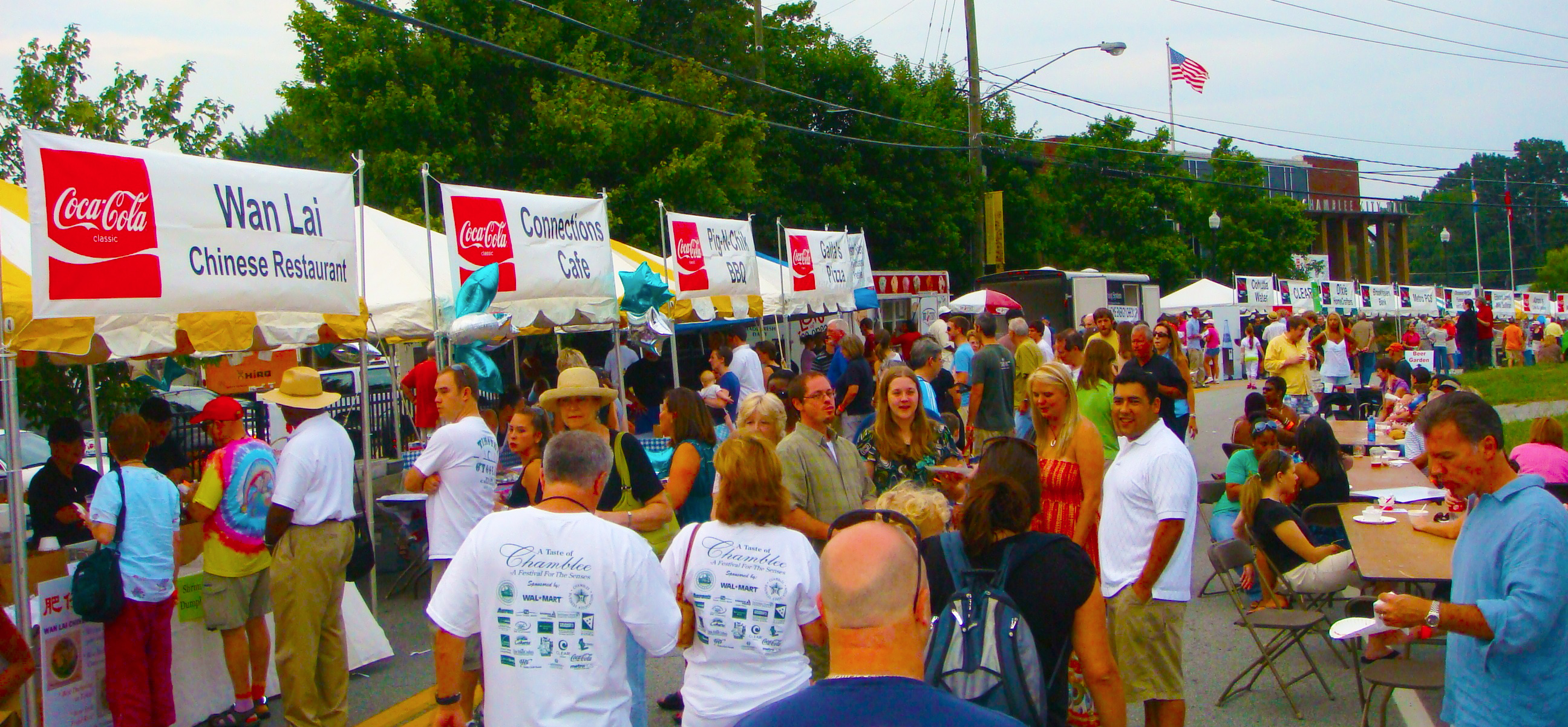 Taste of Chamblee 2015 – the atlanta project