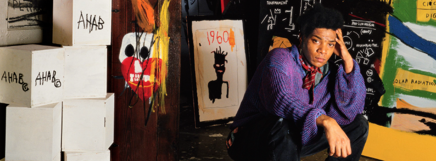featured image [post] Basquiat- The Unknown Notebooks (Feb 28 - May 29, 2016)