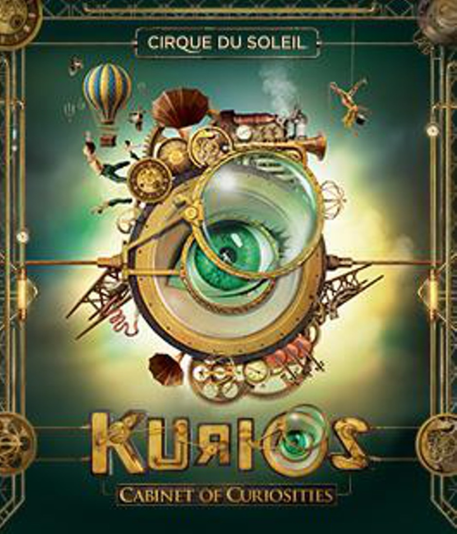 featured image [post] Cirque du Soleil's KURIOS