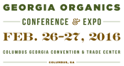 featured image [post] Georgia Organics Conference & Expo (Feb 26-27, 2015)