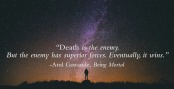 featured image [post] Death Over Dinner- Deep Dialogue with Angel Grant (03.05.16)