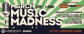 featured image [post] March Music Madness (03.12.16)